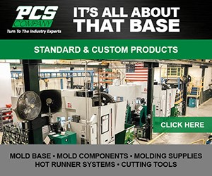 PCS Mold Components