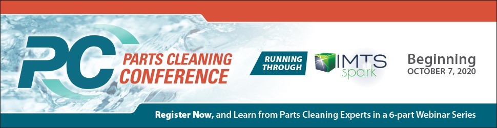 Parts Cleaning Conference 2020