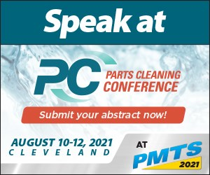 Parts Cleaning Conference 2021