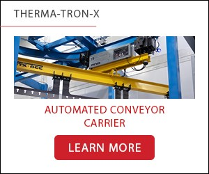 TTX Automated Conveyor Carrier