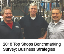 2018 PF Top Shops Benchmarking Survey