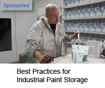 Best Practices for Industrial Paint Storage