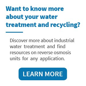Reverse Osmosis Units - More Info