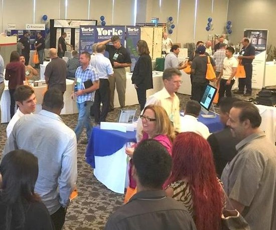 California Plating Chapters Host Supplier Showcase