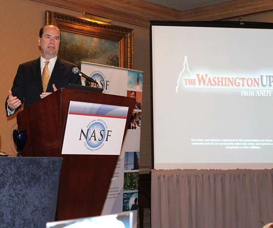 Andy Friedman of the Washington Update reviews tax and business issues the 2016 Washington Forum