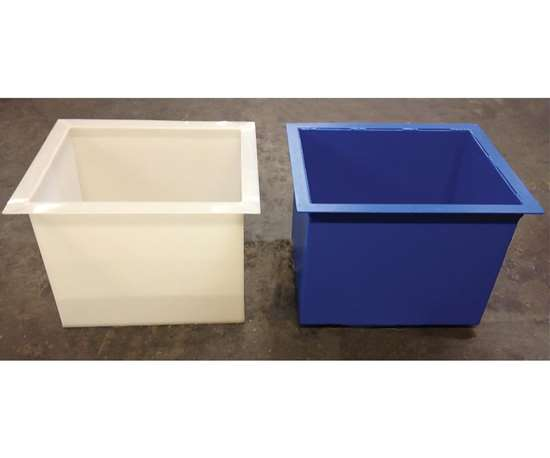 Fabrications made from Arkema's Kynar Flex PVDF resin are commonly used in the surface finishing industry.