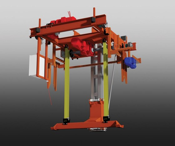 Corrotec's automated, custom-built hoist lines are designed to accommodate almost any major automotive or aerospace application.
