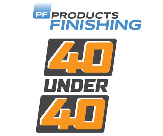 Products Finishing 40-Under-40