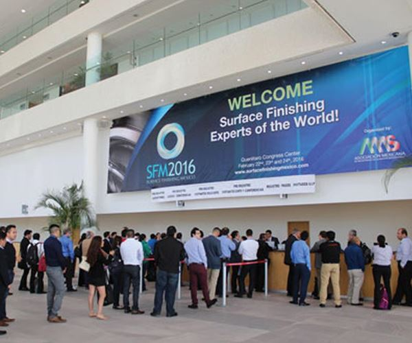 Surface Finishing Mexico Holds Second Show image