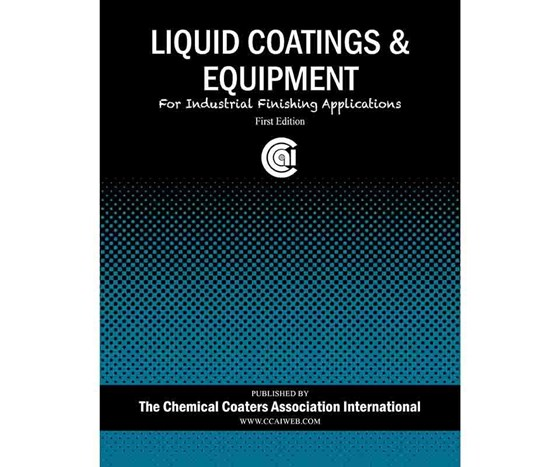 Liquid Coatings and Equipment for Industrial Finishing Applications training manual.