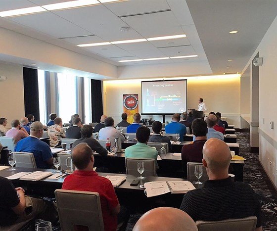 IHEA fall seminars offer valuable classroom instruction for those in the thermprocess industry.