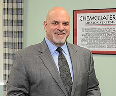 Coil coating supplier, Chemcoaters, appoints Mike Tieri as vice president of sales and marketing.