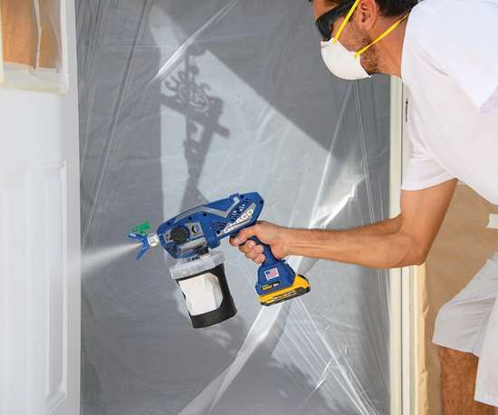 RAC X FF LP SwitchTips, fine-finish, low-pressure spray tips from Graco.