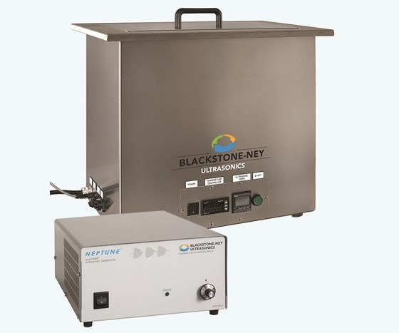 PROHT ultrasonic cleaning tanks from Blackstone-NEY Ultrasonics, a division of Cleaning Technologies Group.