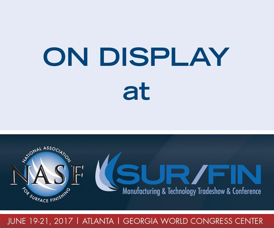 On Display at Sur/Fin 2017