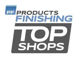 2016 Products Finishing Top Shops