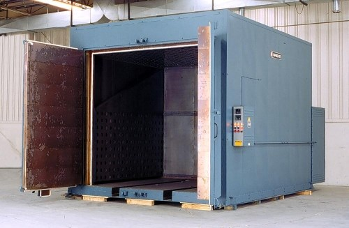 High-Temp Curing Oven