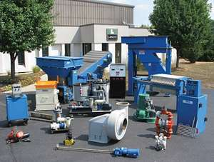 Used plating equipment