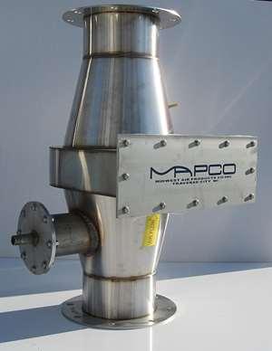 stainless steel in-line mist eliminator
