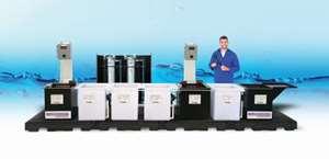 Near-Zero Water Recycler Metal Finishing, Birchwood Technologies
