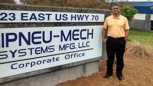 Prior to joining Pneu-Mech, Keene worked in engineering and sales positions for numerous companies in the finishing systems business