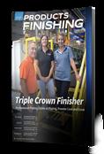 January Products Finishing Magazine Issue
