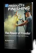 October Products Finishing Magazine Issue