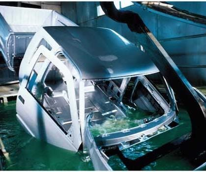 Powder Coating Vs Painting >> Pretreatment for Painting : Products Finishing