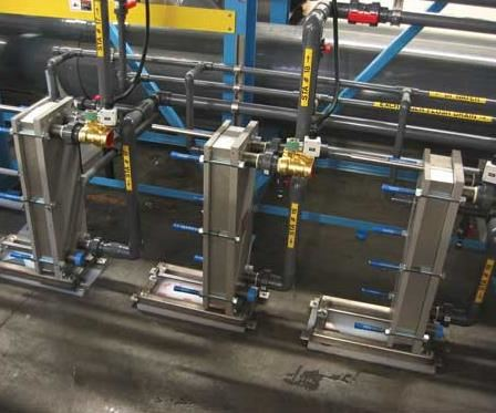 Automating the process line provides the most reliable and consistent results for the anodizing process.