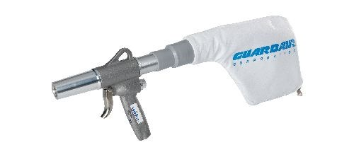 Compressed Air Vacuum Guns Have No Moving Parts Products