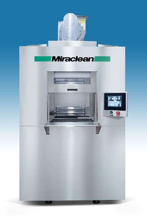 Miraclean Ultrasonics SonicCell Cube precision parts-cleaning system