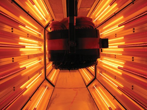 Infrared Curing Evaluating The Characteristics Of Ir