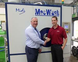 MecWash and Husco Intl