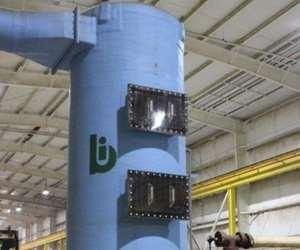 6000 Tray Scrubber, Bionomic Industries