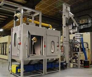Robotic blast system, Guyson Corp.