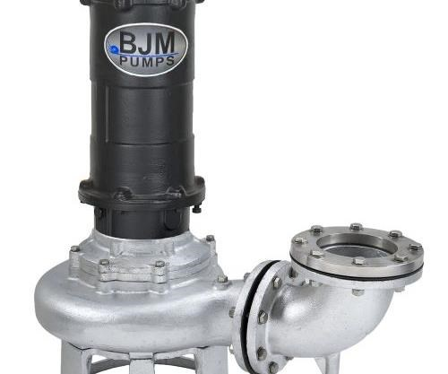 Shredder pumps, BJM Pumps