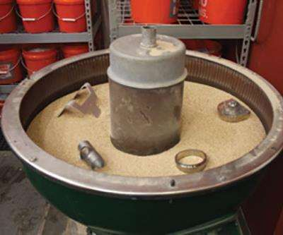 Bowl without an unload system