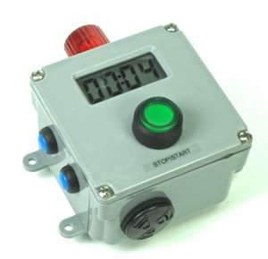 waterproof industrial process timer