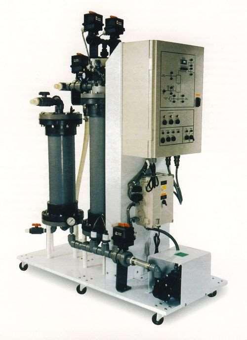 AF-series backflushing filter