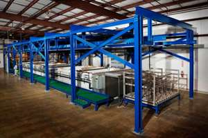 PKG citric acid passivation line