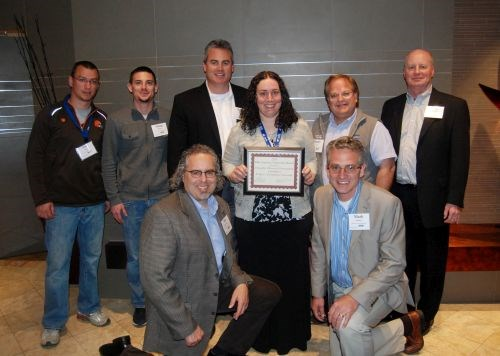 Columbia Chemical recently received an Ohio Employee Ownership Award in recognition of 10 years of employee ownership.