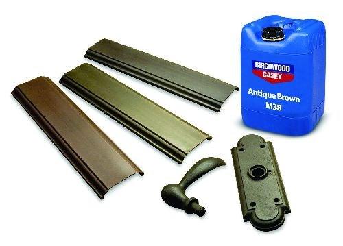 Birchwood Casey Antique Brown M38 solution and gel