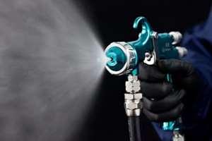 Binks Trophy Spray Gun