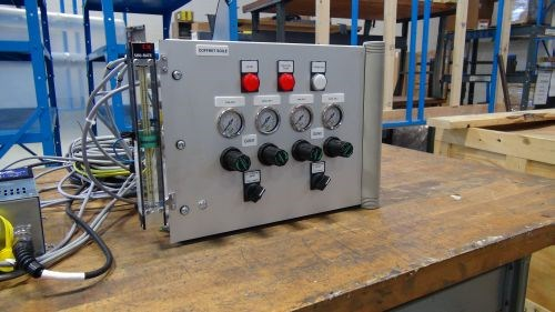 Exel Sames Lube System