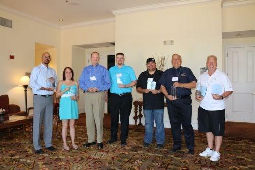 CCAI award winners