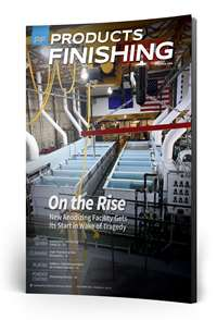 September Products Finishing Magazine Issue