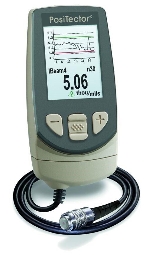 DeFelsko PosiTector surface measurement gages