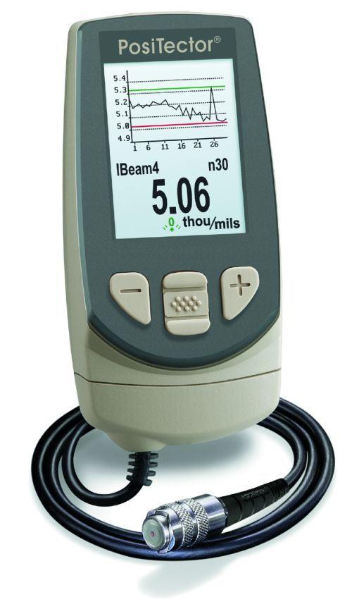 DeFelsko PosiTector surface measurement gages