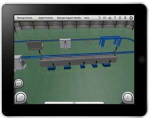 IntelliFinishing Simulation Software