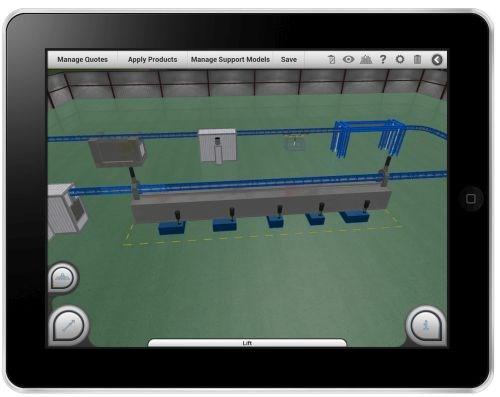 IntelliFinishing Simulation Software